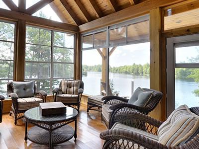 Sunrooms & Porch Enclosures